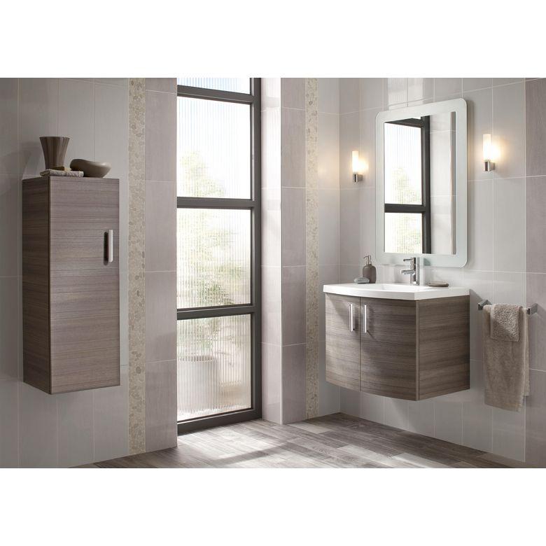Colonne droite cm dune salle de bains for Colonne salle de bain largeur 50 cm