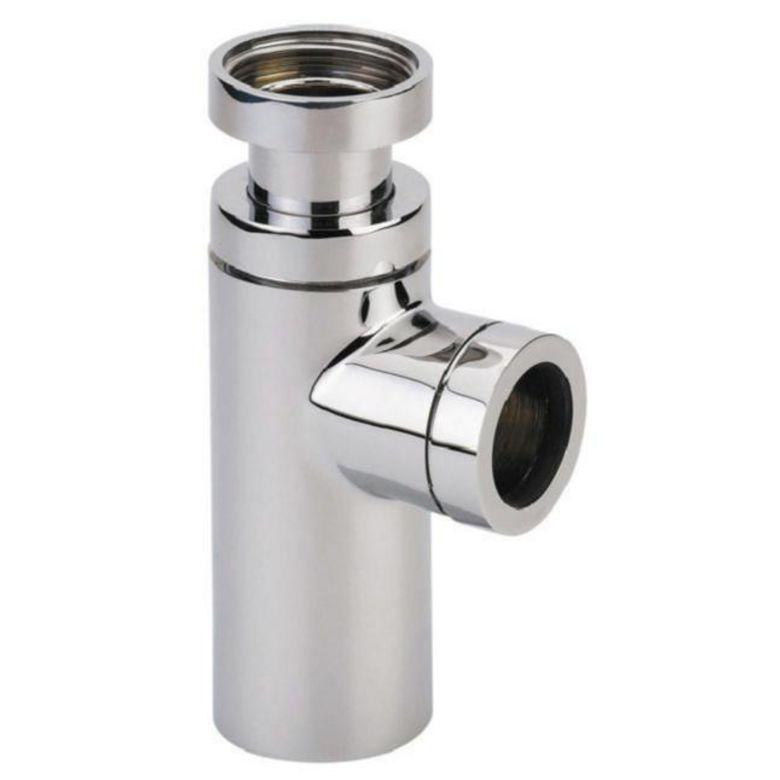 Siphon de lavabo design rond salle de bains for Siphon salle de bain