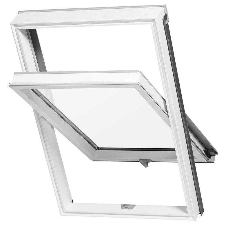 fenêtre de toit à rotation lapeyre helios pvc  fenêtres