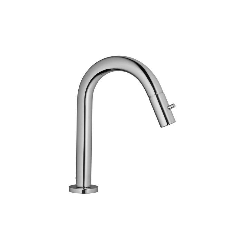 Robinet lave mains style salle de bains - Robinet lave main eau froide ...