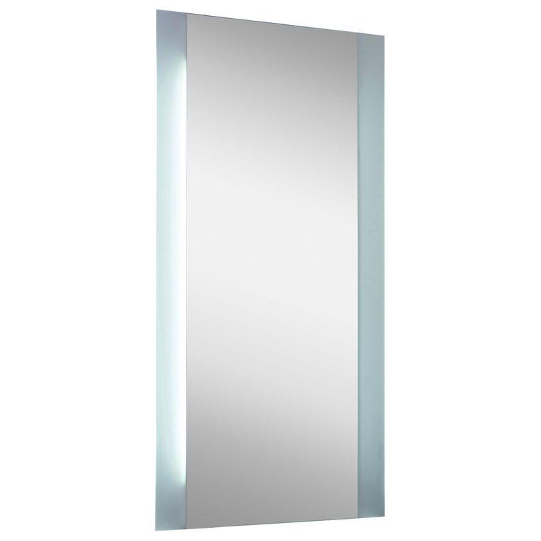 Miroir lumineux vegas salle de bains for Miroir lumineux salle de bain lapeyre