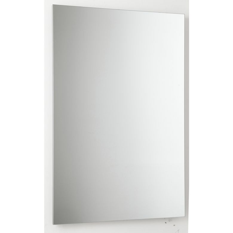 Miroir de salle de bains l 60 cm evasion salle de bains - Miroir salle de bain 90 cm ...