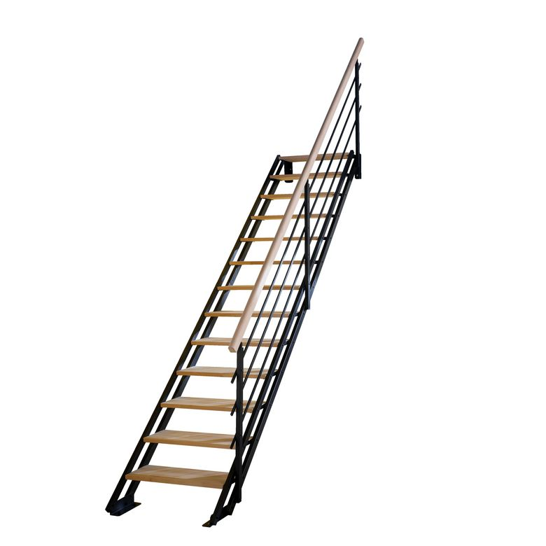 Echelle gain de place new york h tre escaliers - Changer escalier de place ...