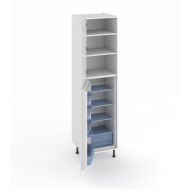 elegant colonne de cuisine pour rfrigrateur grande hauteur cuisine with caisson colonne cuisine. Black Bedroom Furniture Sets. Home Design Ideas