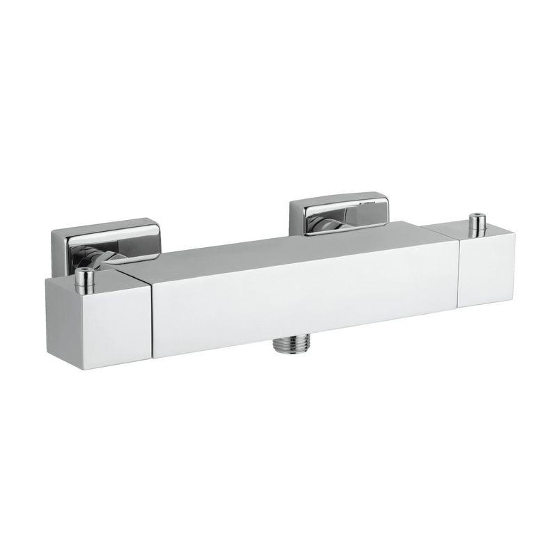 Mitigeur thermostatique douche diamant salle de bains - Mitigeur de douche thermostatique ...