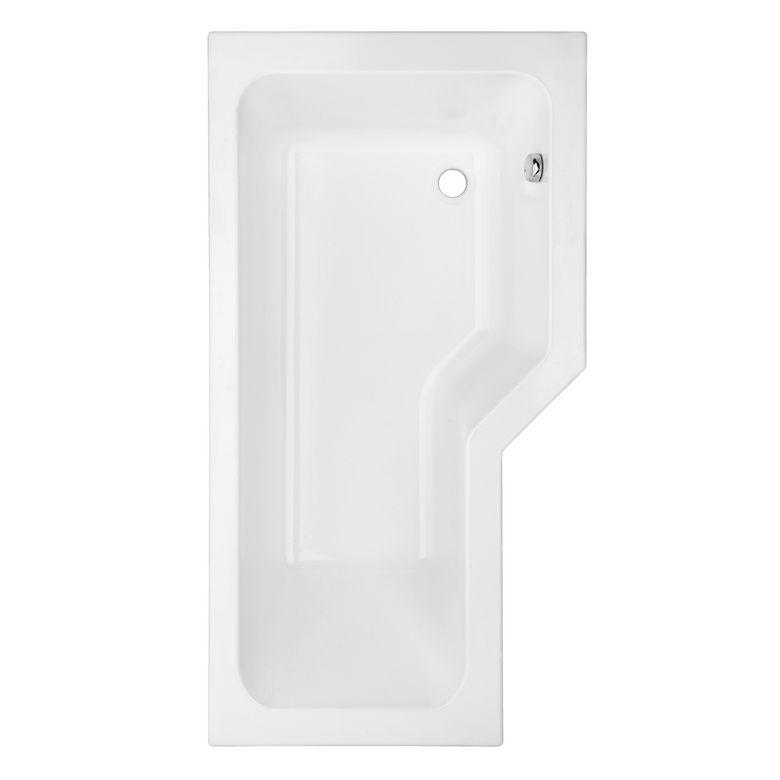 Baignoire droite toplax droite audace salle de bains for Catalogue baignoire