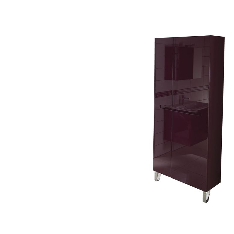 colonne dressing infiny salle de bains. Black Bedroom Furniture Sets. Home Design Ideas