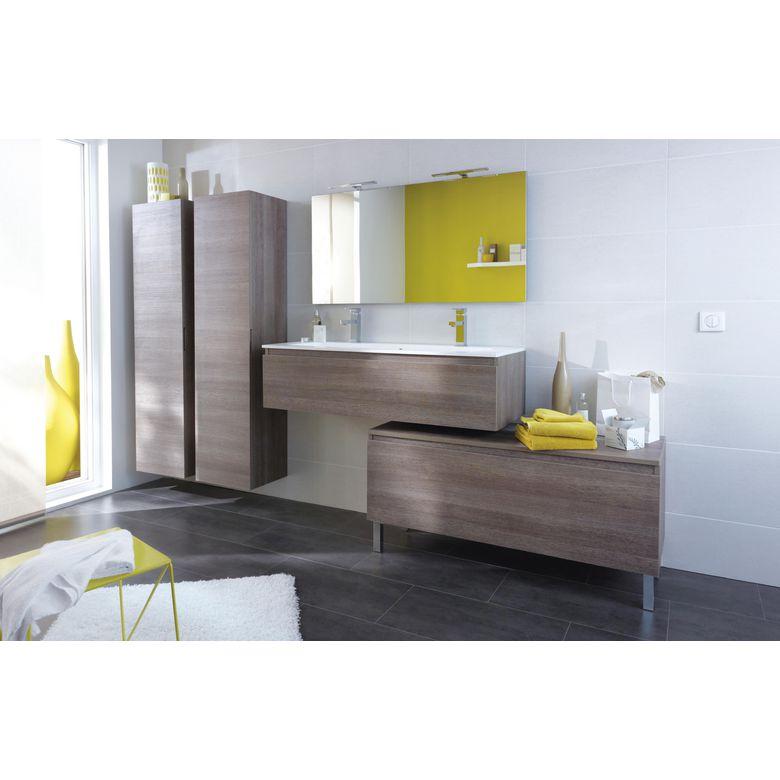 Colonne de salle de bains l 40 cm evasion salle de bains for Colonne salle de bain 40 cm largeur