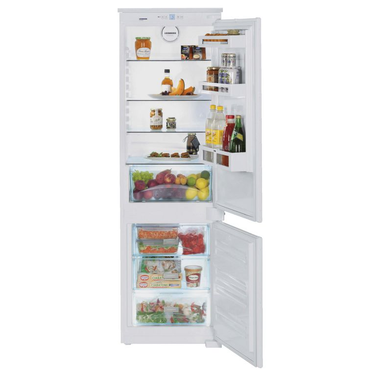 r frig rateur cong lateur liebherr 274l niche h 178 cm cuisine. Black Bedroom Furniture Sets. Home Design Ideas