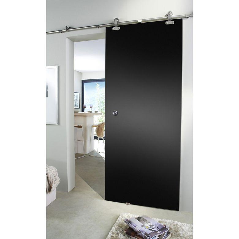 Syst me coulissant manhattan en applique pour porte en verre portes - Porte en applique lapeyre ...