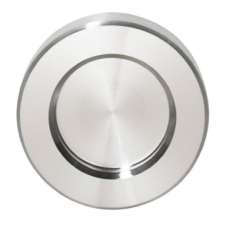 Poign e ronde vid e adh sive pour porte en verre portes for Poignee de porte lapeyre