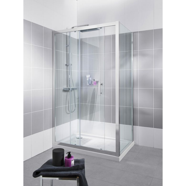 paroi de douche 60 cm gallery of paroi de douche fixe one verre transparent sabl aqua cm droite. Black Bedroom Furniture Sets. Home Design Ideas