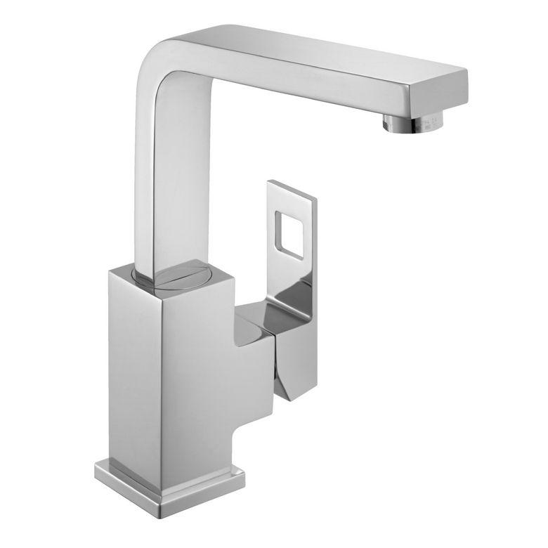 lavabo EUROCUBE bec haut petit mod¨le Salle de bains
