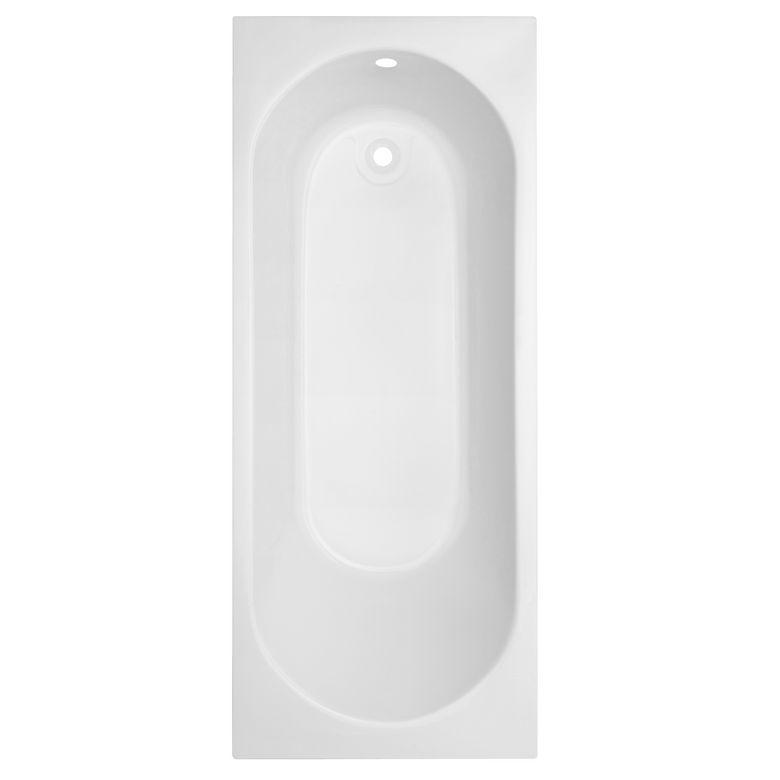 baignoire droite acryl initial salle de bains. Black Bedroom Furniture Sets. Home Design Ideas