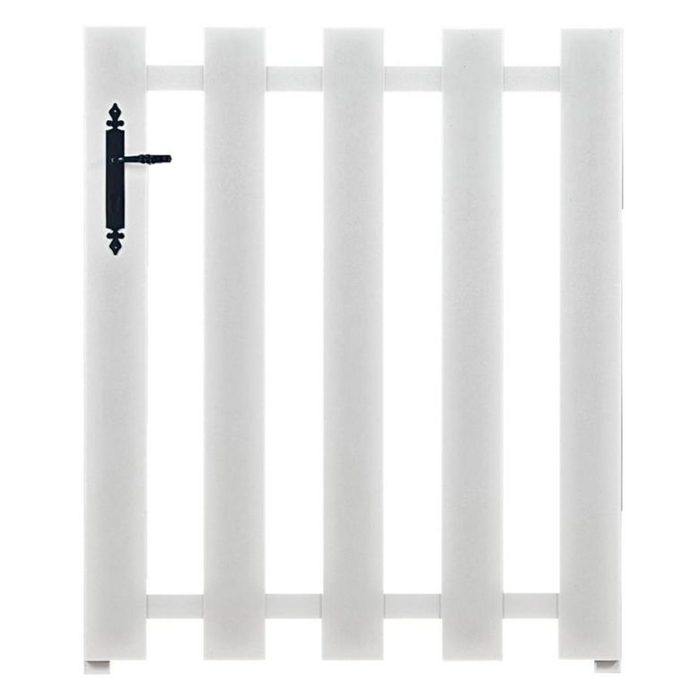 Portillon pvc bora ext rieur for Portillon pvc