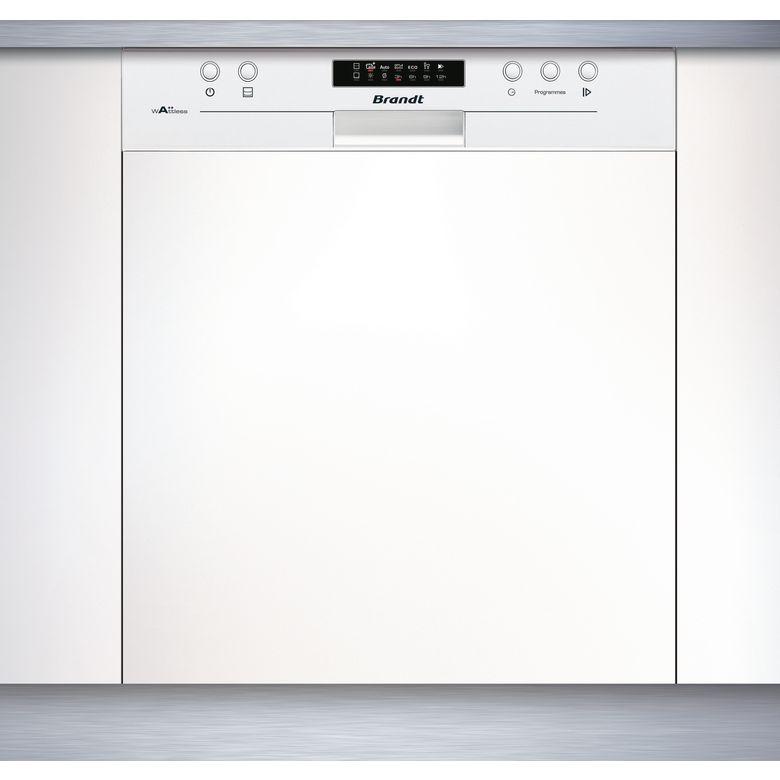 lave vaisselle int grable brandt 45 db l 60 cm cuisine. Black Bedroom Furniture Sets. Home Design Ideas