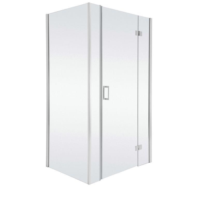 Porte de douche pivotante palace droite salle de bains for Lapeyre porte de douche