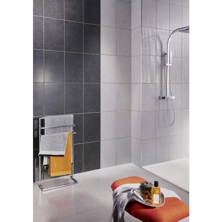 carrelage rhodium 27 x 42 cm sols murs. Black Bedroom Furniture Sets. Home Design Ideas