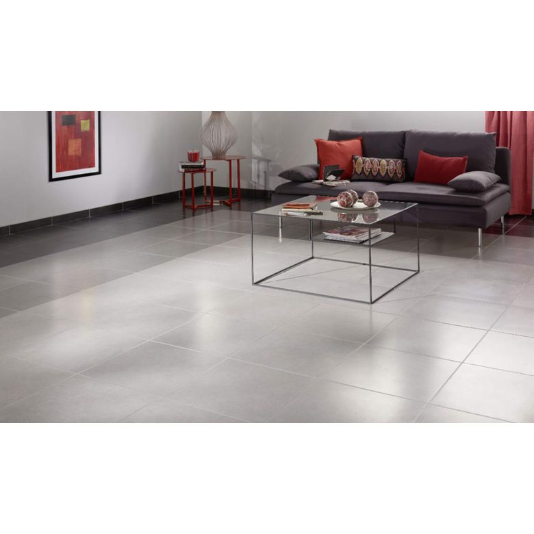 carrelage rhodium 46 x 46 cm sols murs. Black Bedroom Furniture Sets. Home Design Ideas