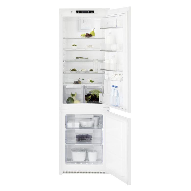 r frig rateur cong lateur electrolux 263l niche h 178 cm cuisine. Black Bedroom Furniture Sets. Home Design Ideas