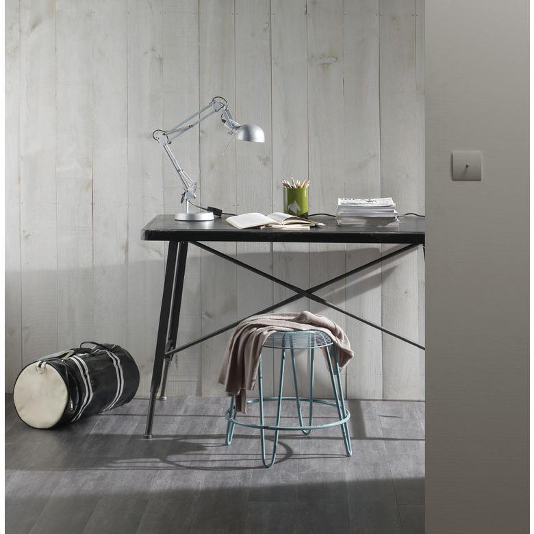 lambris vintage pin des landes blanc noueux brut de sciage. Black Bedroom Furniture Sets. Home Design Ideas