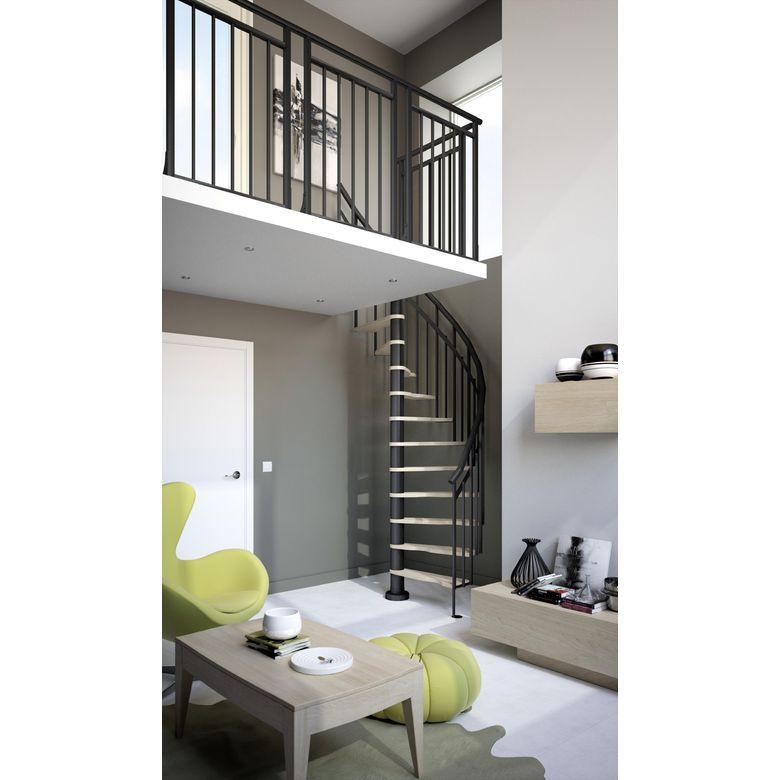 Echelle Gain De Place Spiral 180 Escaliers