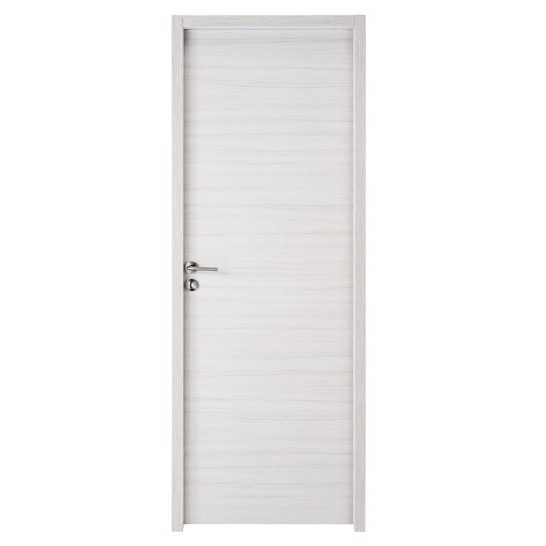 Bloc porte variation blanc caramel structur portes for Bloc double porte interieur