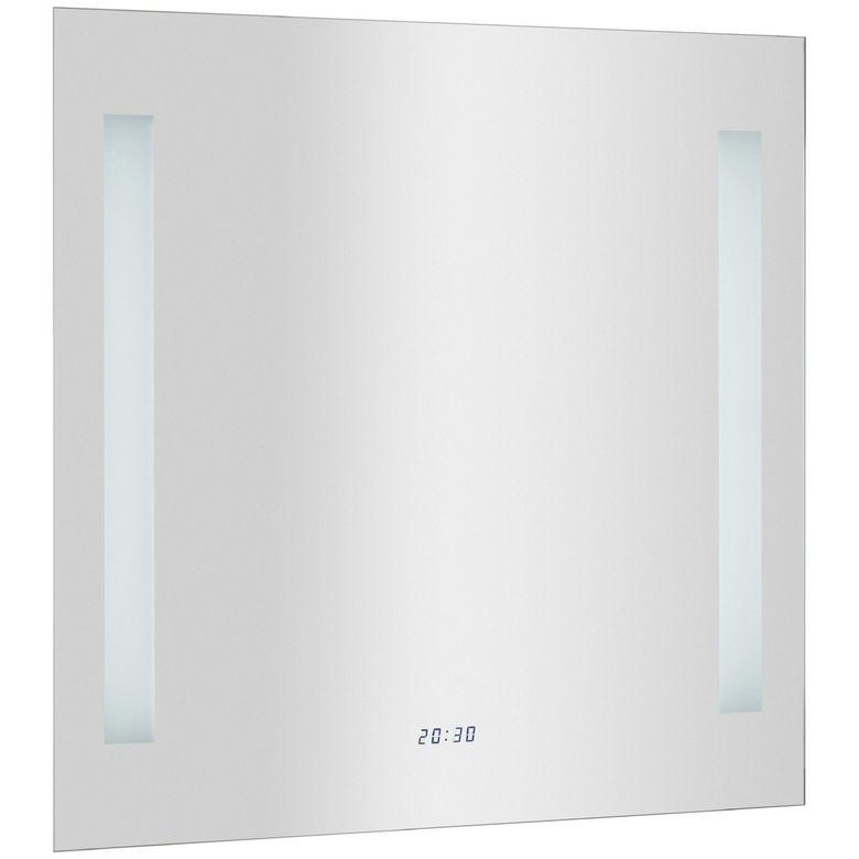 Miroir lumineux decibel salle de bains for Miroir salle de bain lapeyre