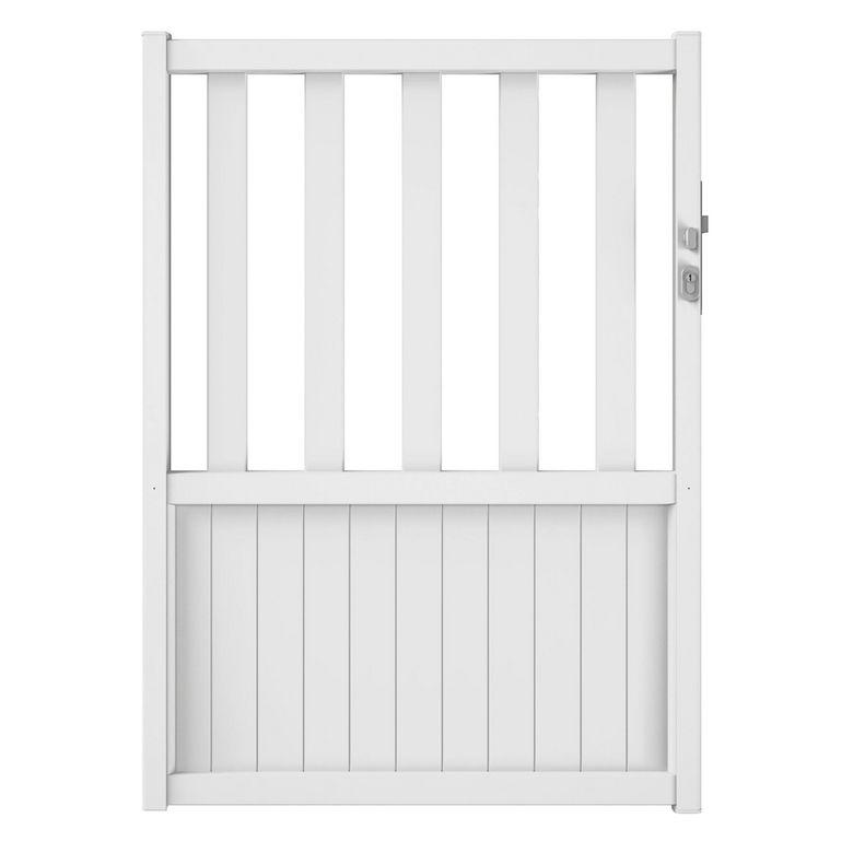 portillon aluminium etna ext rieur. Black Bedroom Furniture Sets. Home Design Ideas