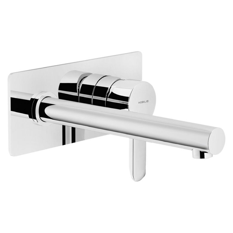 mitigeur lavabo next mural salle de bains. Black Bedroom Furniture Sets. Home Design Ideas