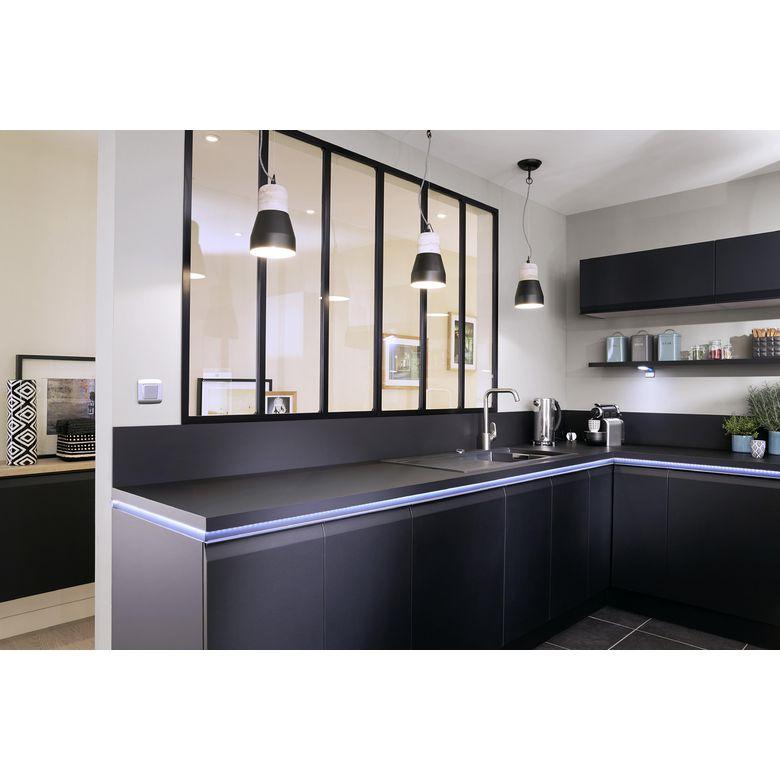 ruban led 3m cuisine. Black Bedroom Furniture Sets. Home Design Ideas
