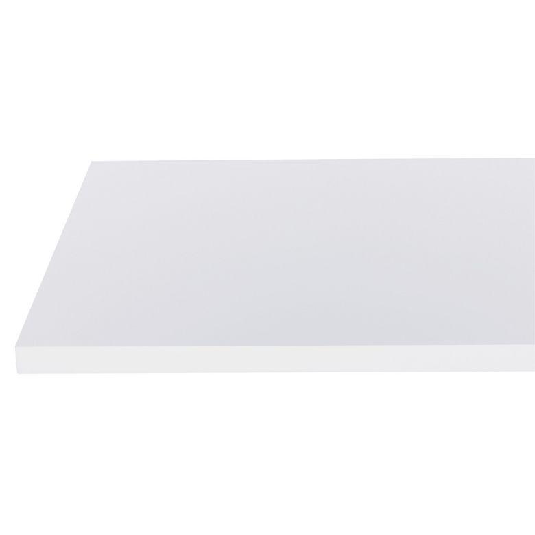 plan de travail stratifi velvet blanc 38 mm cuisine. Black Bedroom Furniture Sets. Home Design Ideas