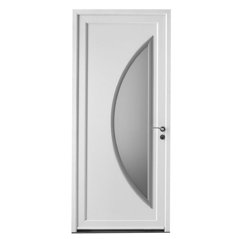 Largeur standard porte d entre nombre de vantaux pour for Largeur de porte standard