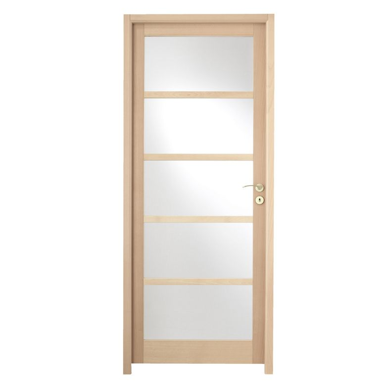 Bloc porte lin a h tre portes for Porte interieur lapeyre