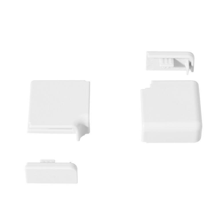 accessoires raccord plan mur cuisine. Black Bedroom Furniture Sets. Home Design Ideas