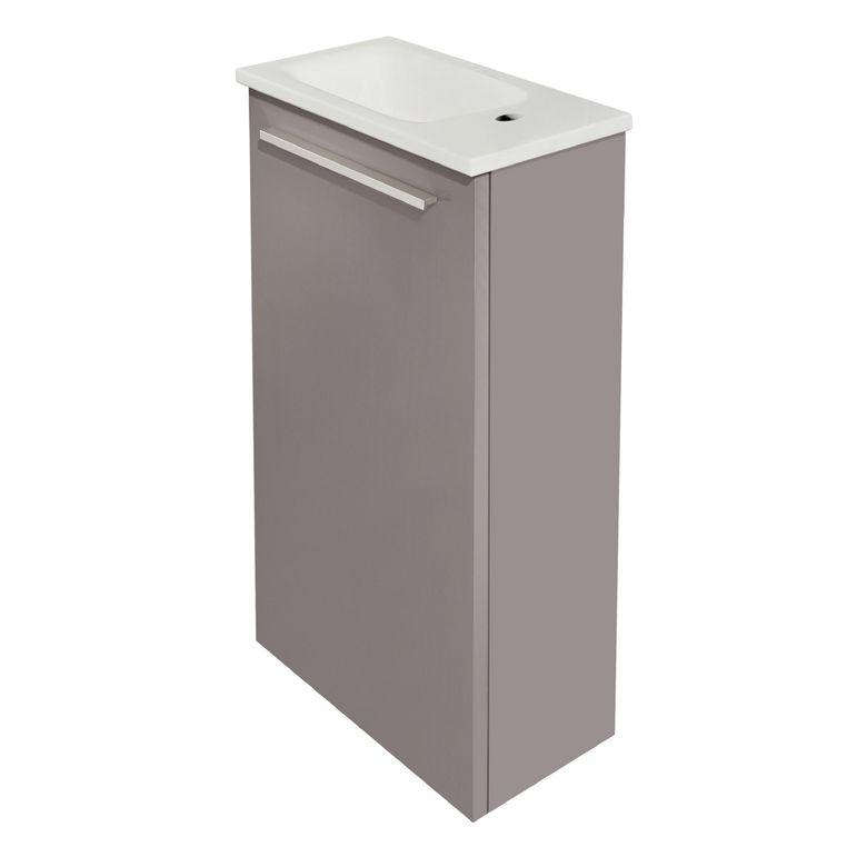 meuble lave main fokus vasque en verre salle de bains. Black Bedroom Furniture Sets. Home Design Ideas