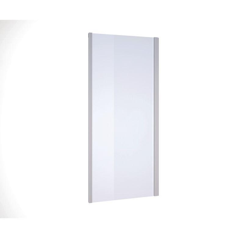 paroi de retour pour porte coulissante opure salle de bains. Black Bedroom Furniture Sets. Home Design Ideas