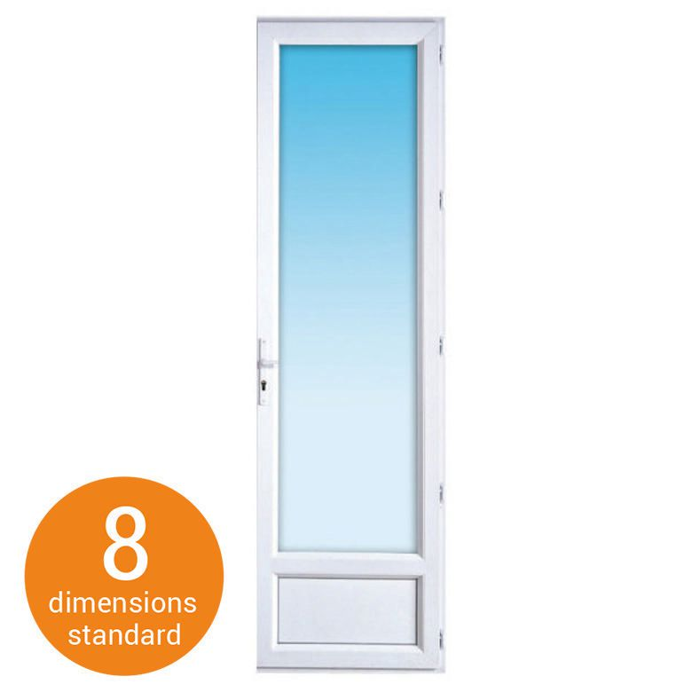 Dimension standard porte fenetre dimension fenetre for Porte standard
