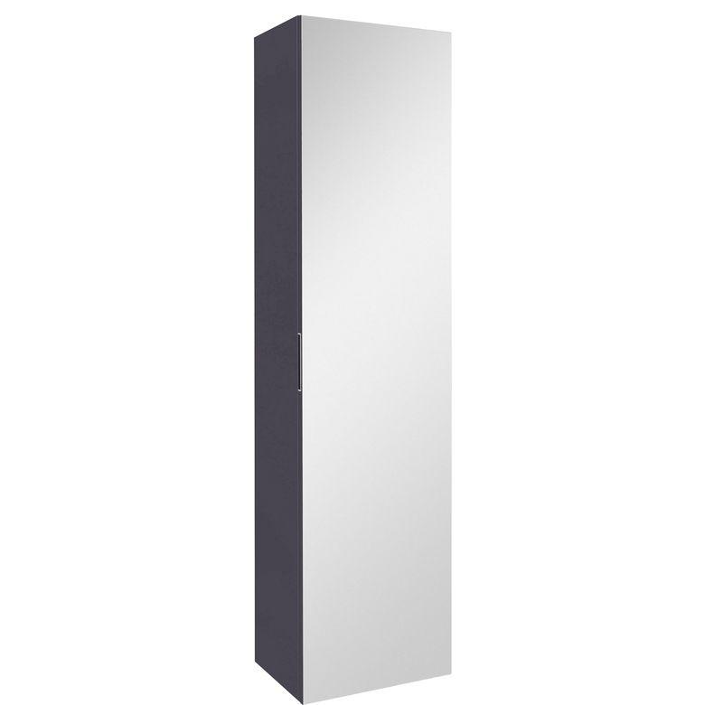 Colonne avec miroir l 40 cm evasion salle de bains for Colonne salle bain 30