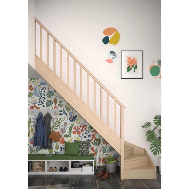 escalier déco Lapeyre