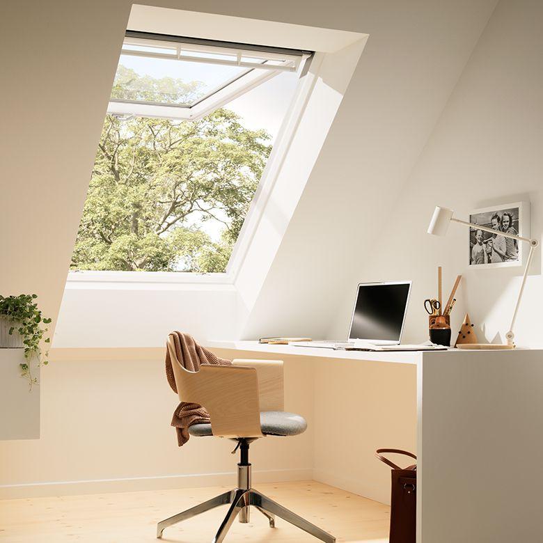 Fen tre de toit velux confort projection fen tres - Fenetre de toit lapeyre ...