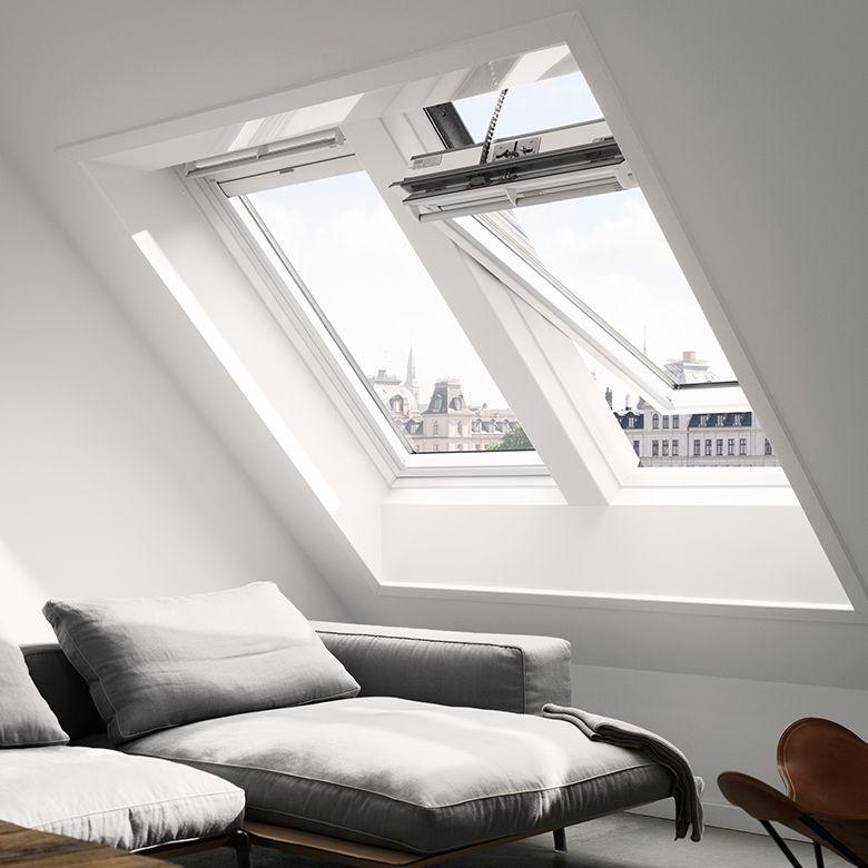 velux confort motoris filaire fen tres. Black Bedroom Furniture Sets. Home Design Ideas