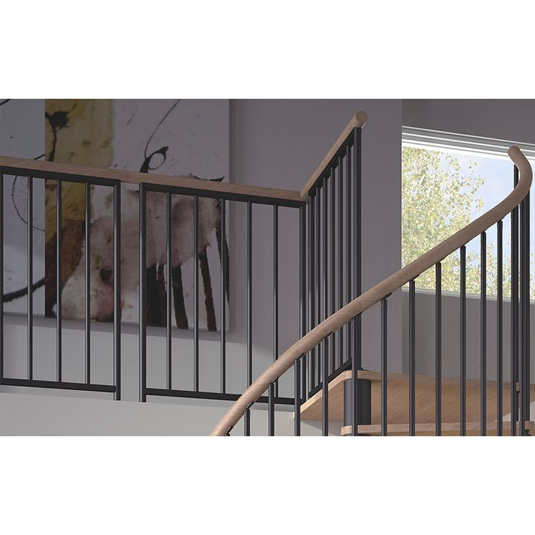 balustrade pour escalier mezzo escaliers. Black Bedroom Furniture Sets. Home Design Ideas