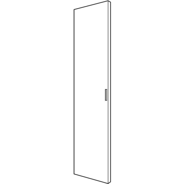 porte pleine cm pour dressing espace pi ces vivre espace profondeur 35 cm espace. Black Bedroom Furniture Sets. Home Design Ideas