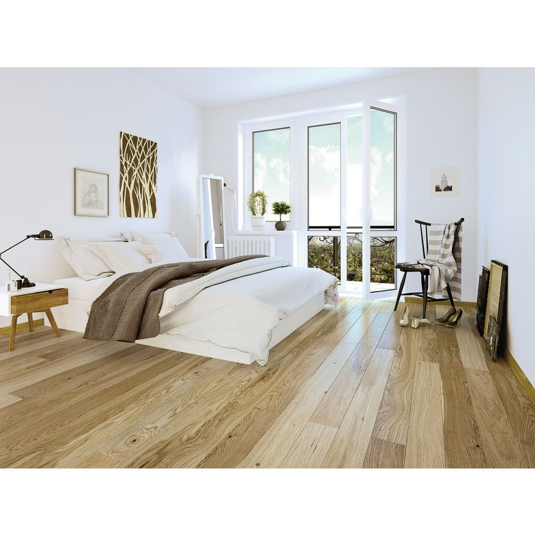 parquet contrecoll brooklyn naturel sols murs lapeyre. Black Bedroom Furniture Sets. Home Design Ideas