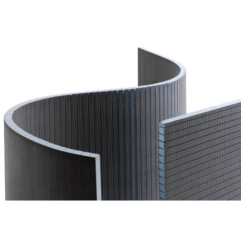 panneaux cintr s carreler evolution vertical salle de. Black Bedroom Furniture Sets. Home Design Ideas