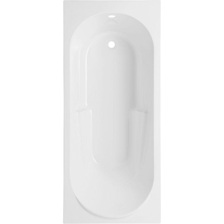 Baignoire droite acryl omaha salle de bains for Catalogue baignoire