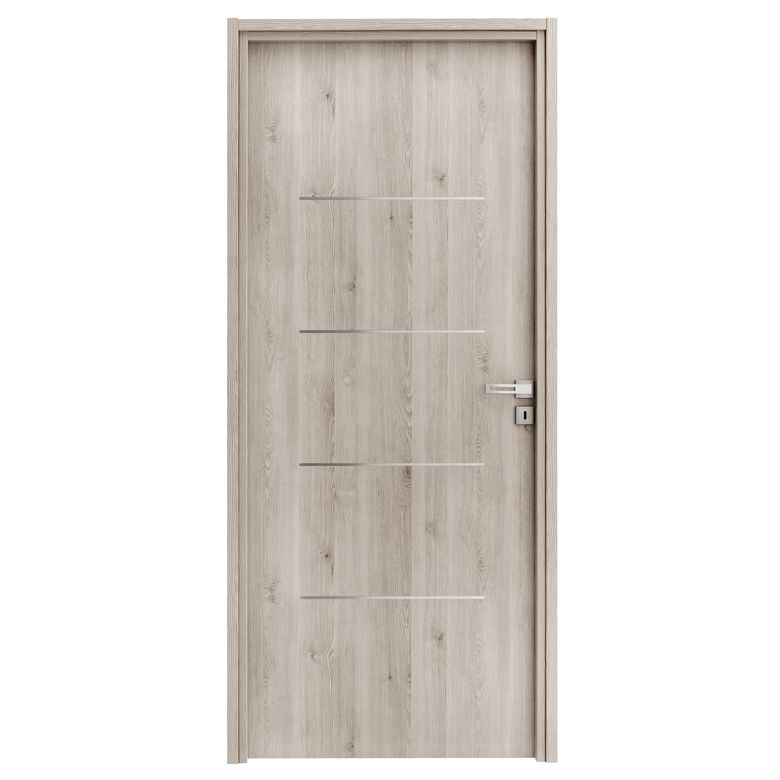 Castorama portes intrieures finest porte coulissante for Castorama portes placard