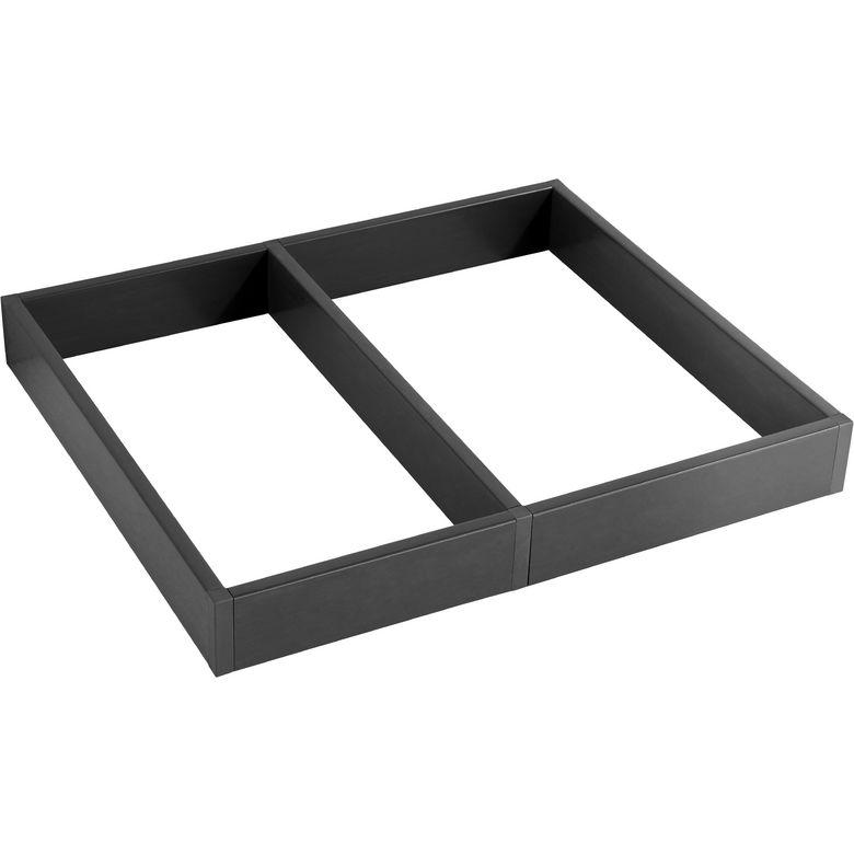 s parateur de tiroir salle de bains. Black Bedroom Furniture Sets. Home Design Ideas