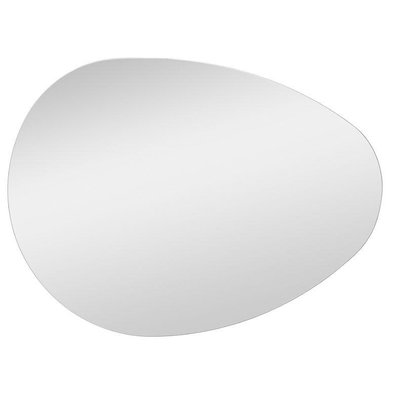 Miroir rond lumineux salle de bain perfect cool miroir for Miroir argent castorama